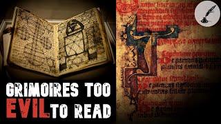 5 Dangerous Magic Books That Invoke Evil