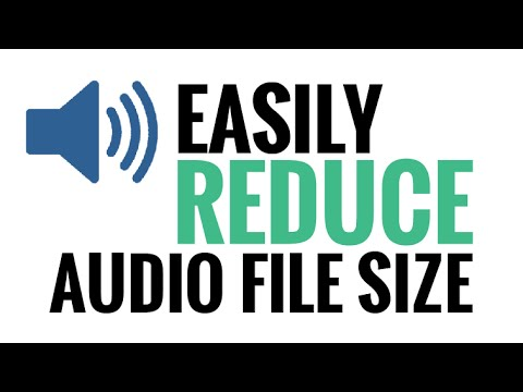 4 Easy and Effective Ways to Compress Large Audio Files