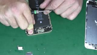 iPhone 6+ замена основной камеры