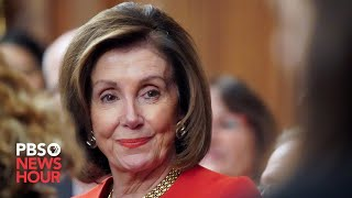 WATCH: House Speaker Nancy Pelosi holds weekly news briefing