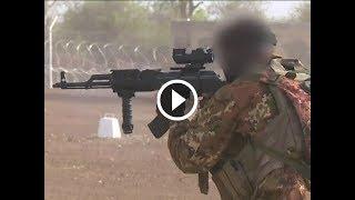 Mali : Spectaculaire démonstration de force des FAMAS
