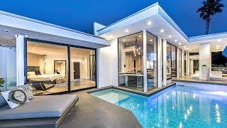 $15 Million Dollar Hollywood Glamour Mansion