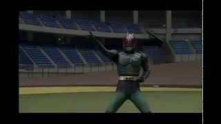Kamen Rider Decade VS Kamen Rider Black RX - TVS