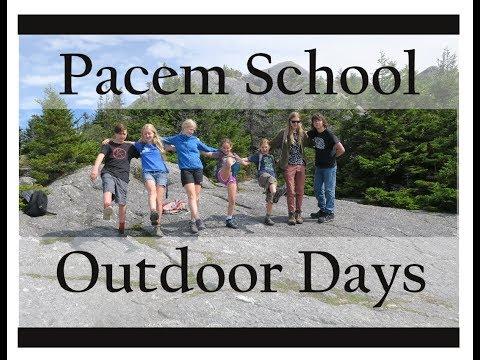 Pacem School Outdoor Days 2018