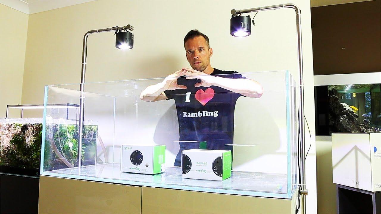 Aquascaper 1200 - Brand New Aquascape Kit! - YouTube