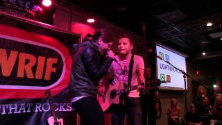 Shinedown - Simple Man (acoustic) - 101 WRIF Detroit