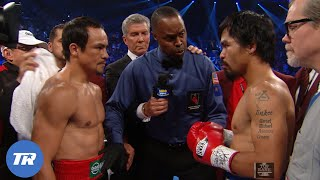 Download lagu Manny Pacquiao vs. Juan Manuel Marquez 4 | Jose Ramirez's Hispanic Heritage Month Free Fight