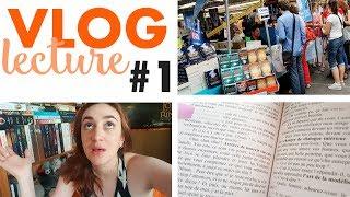 Tu lis quoi Myriam ? 📖  VLOG LECTURE #1