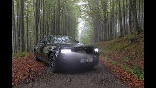 Творение в черно: тестваме смайващия Rolls Royce Ghost Black Badge