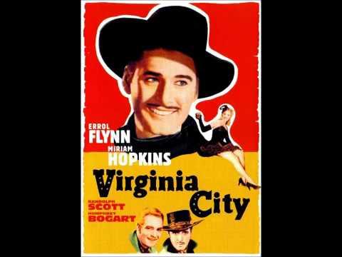 Errol Flynn on Radio: VIRGINIA CITY Broadcast Live on May 26, 1941