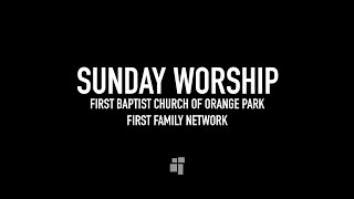 June 14, 2020 - Worship at FBCOP