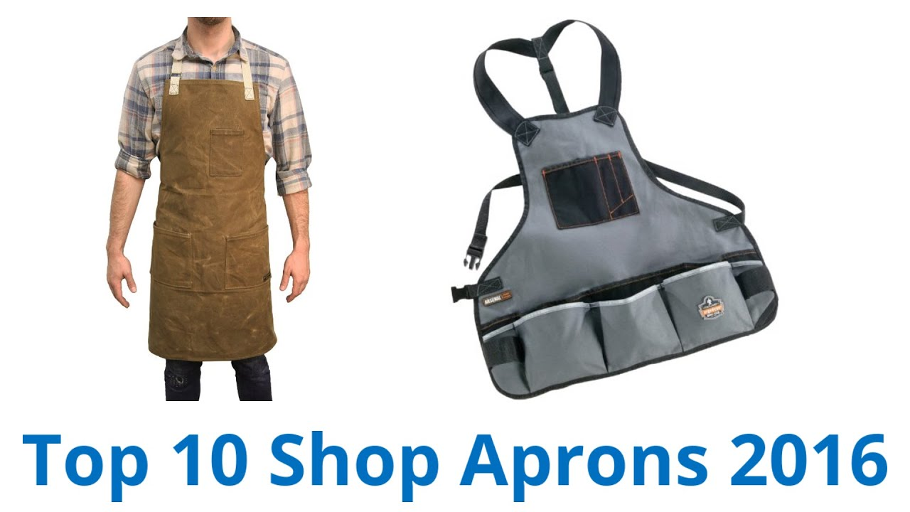 10 best shop aprons 2016