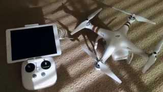 How to land a DJI Phantom 3 Professional/Advanced