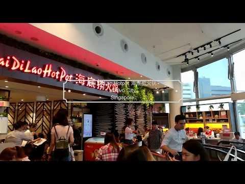 Hai Di Lao Hotpot 海底捞火锅 At Vivo CitySingapore