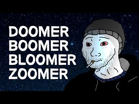 Doomer Boomer Bloomer & Zoomer | Who Are They?