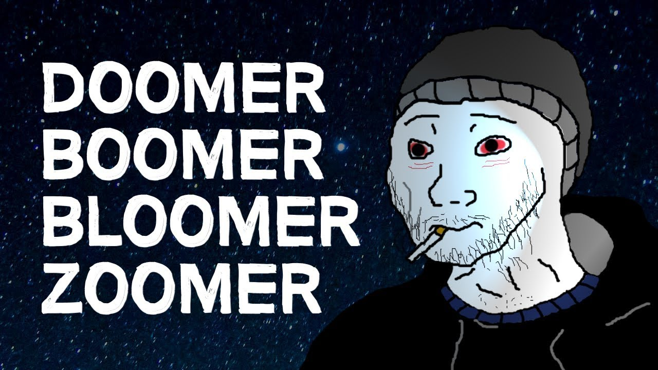 doomer guy x girl meme
