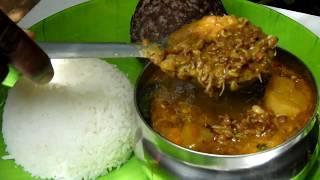 Molake Hurlikalu Sambar/Curry | kannada | Rekha Aduge