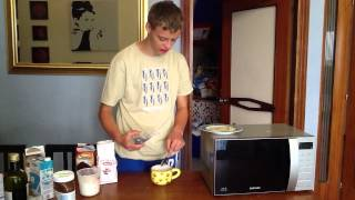 Georges Cooking Video