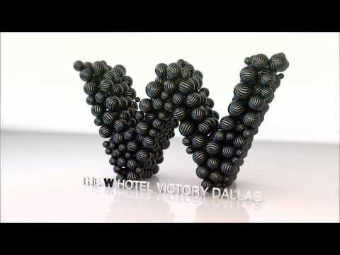 W Dallas - Particle Emitter/Dynamics Cinema 4D