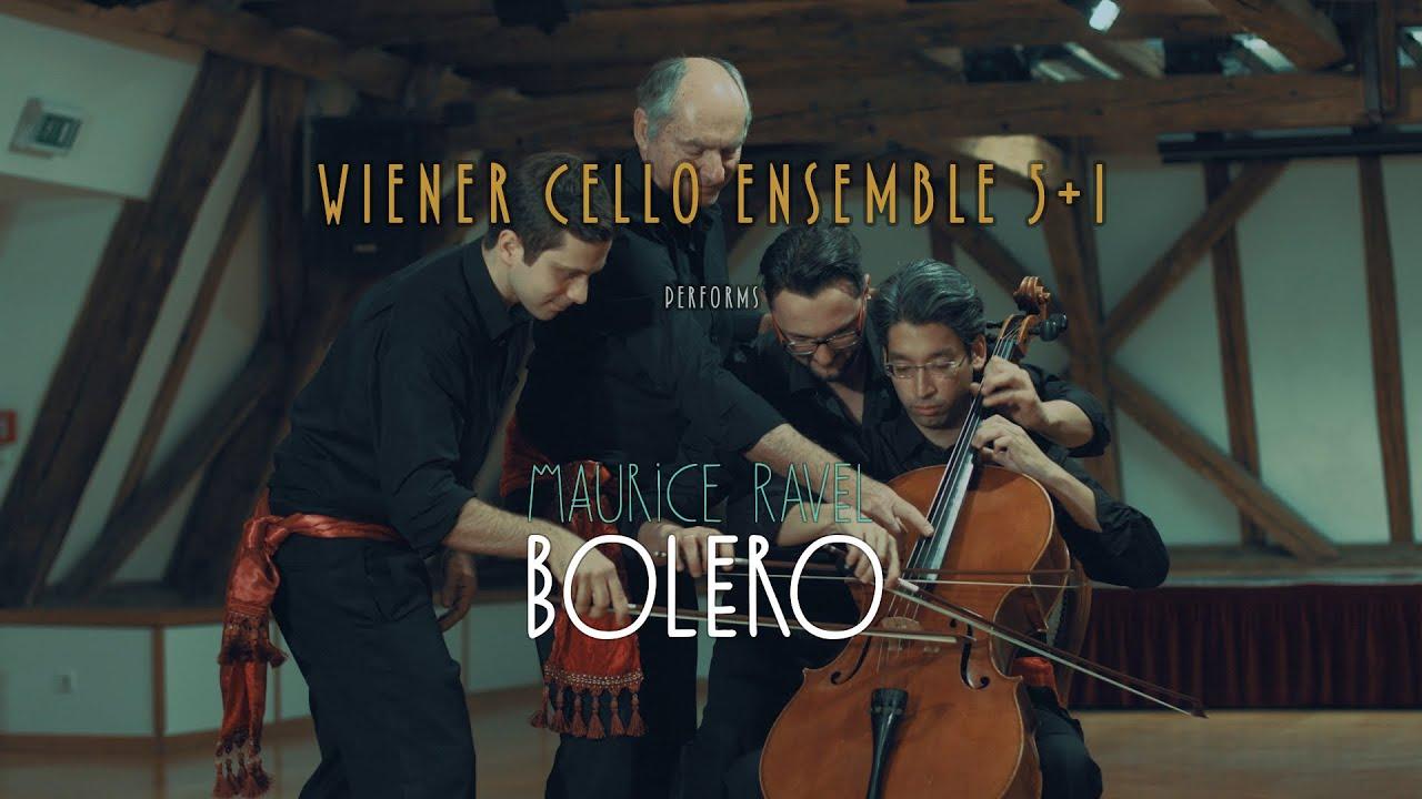 "Four Cellists Play Ravel's ""Bolero"" on One Cello"