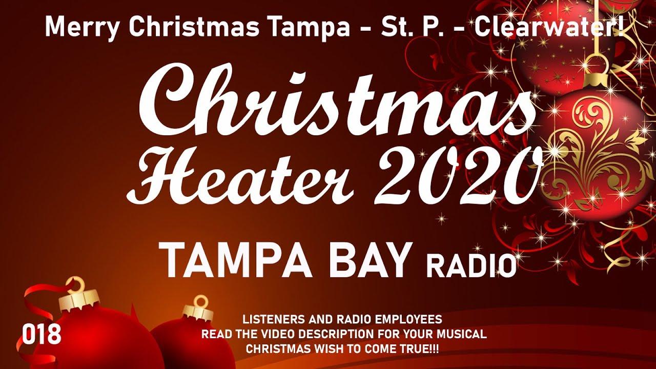 Q105 Fm Christmas Music 2020 Tampa Bay Radio 105.5 WDUV 95.5 QYX Q105 MIX 100.7 US 103.5
