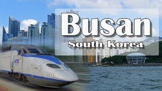 Busan, South Korea (Пусан, Южная Корея) Trip Seoul - Busan.