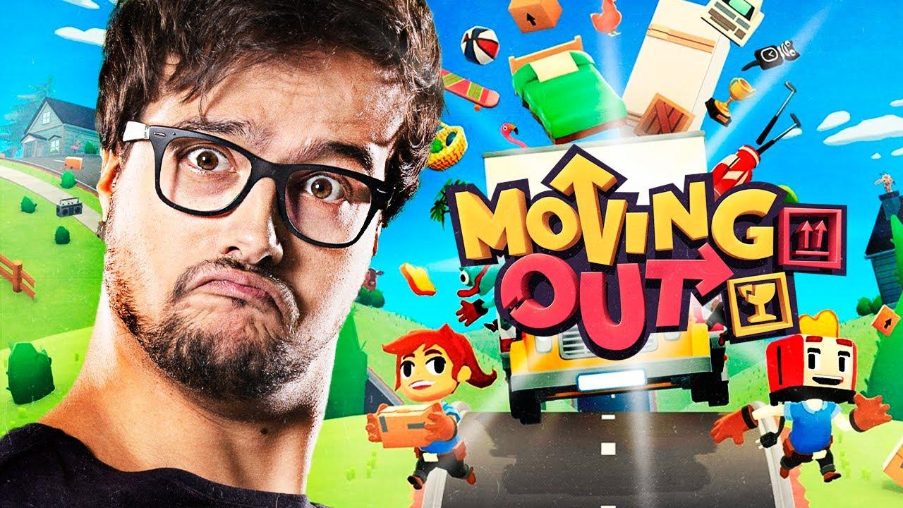 TUTORIAL DE COMO SE MUDAR! Moving Out