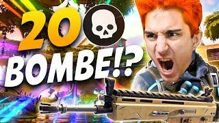 LE MIE PRIME 20 BOMBE!? GUARDATE CHE PARTITA INCREDIBILE SU FORTNITE!