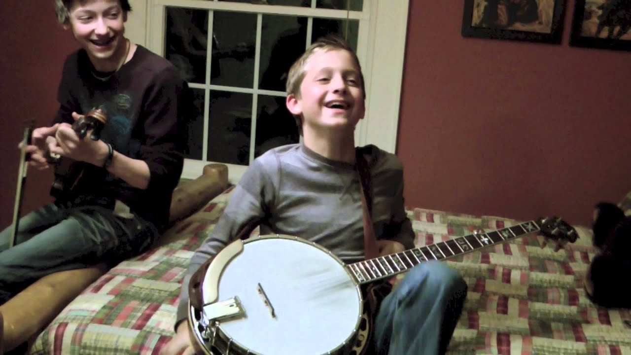 sleepy man banjo boys can 39 t stop laughing youtube. Black Bedroom Furniture Sets. Home Design Ideas