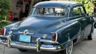 1951 Studebaker Classic Car Video Ad