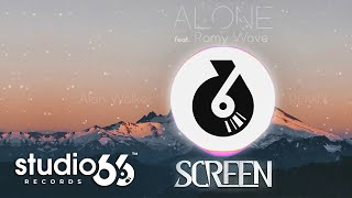 Repeat youtube video ScreeN - Alone (Feat. Romy Wave) Alan Walker Remix Cover