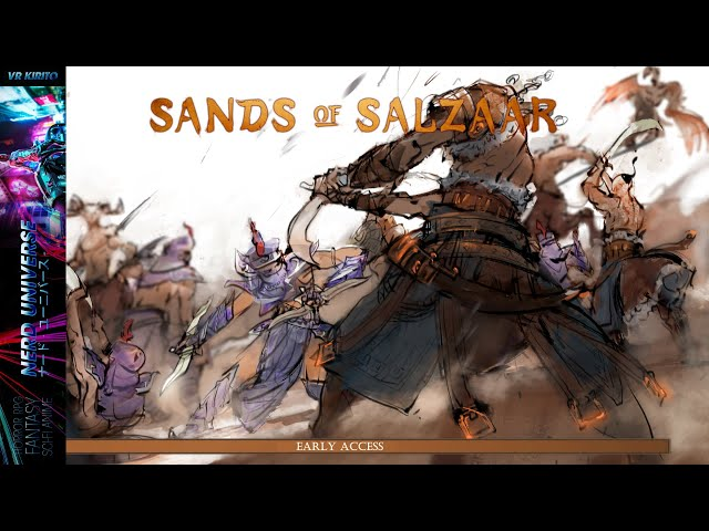 Sands Of Salzaar | Klassen und der Anfang des Spiels | Strategie mal Anders ☥ Deutsch | PC