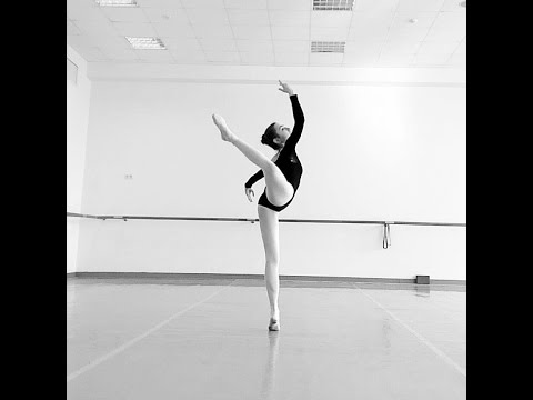 Conditioning/WarmUp Routine while at The Bolshoi Ballet Academy Part 2| VeganOnPointe