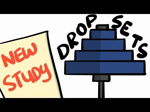 Normal Sets VS Drop Set (NEW STUDY)
