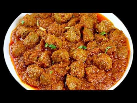 जब घर में ना हो कोई सब्ज़ी तो बनाये ये स्वादिष्ट मसाला सब्ज़ी | Nutri Soya Chunks Curry Protein-rich