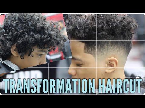 Kids Transformation Haircut Tutorial