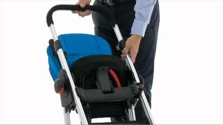 Easywalker June and MINI stroller: Folding & Unfolding Thumbnail