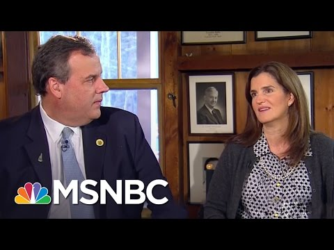 Mary Pat Christie On Finding Balance On The Campaign Trail | Morning Joe | MSNBC