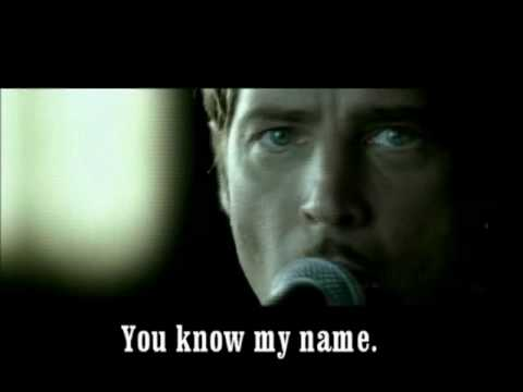 You know my name - Chris Cornell Karaoke