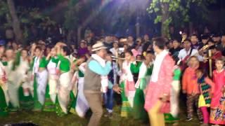 Dulal Manki jhumur song    News 18 show in Tinsukia Borguri with sokropani porakhor