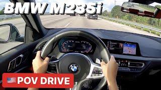 2020 BMW M235i Gran Coupe ➽ POV test drive