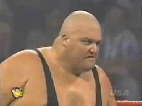 Shawn Michaels vs  King Kong Bundy   |   Raw  05/22/95