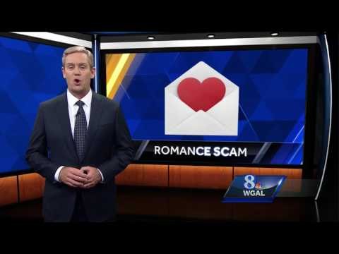 signs of online dating scammers