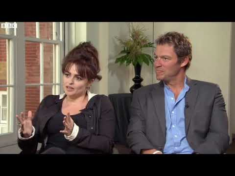 Helena Bonham Carter and Dominic West on Elizabeth Taylor