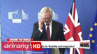 3rd round of Brexit talks get under way