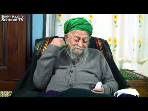 Come O My Beloved - Shaykh Nazim Al Haqqani