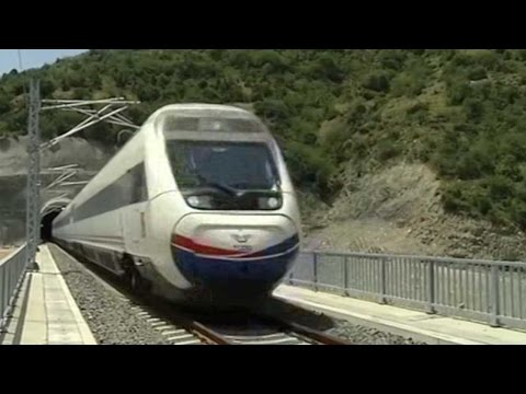Chinese and Turkish high-speed rail cooperation a key link between east and west