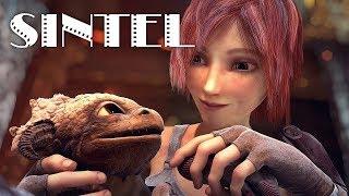 "Short film ""Sintel"" - Best animated cartoon movies"