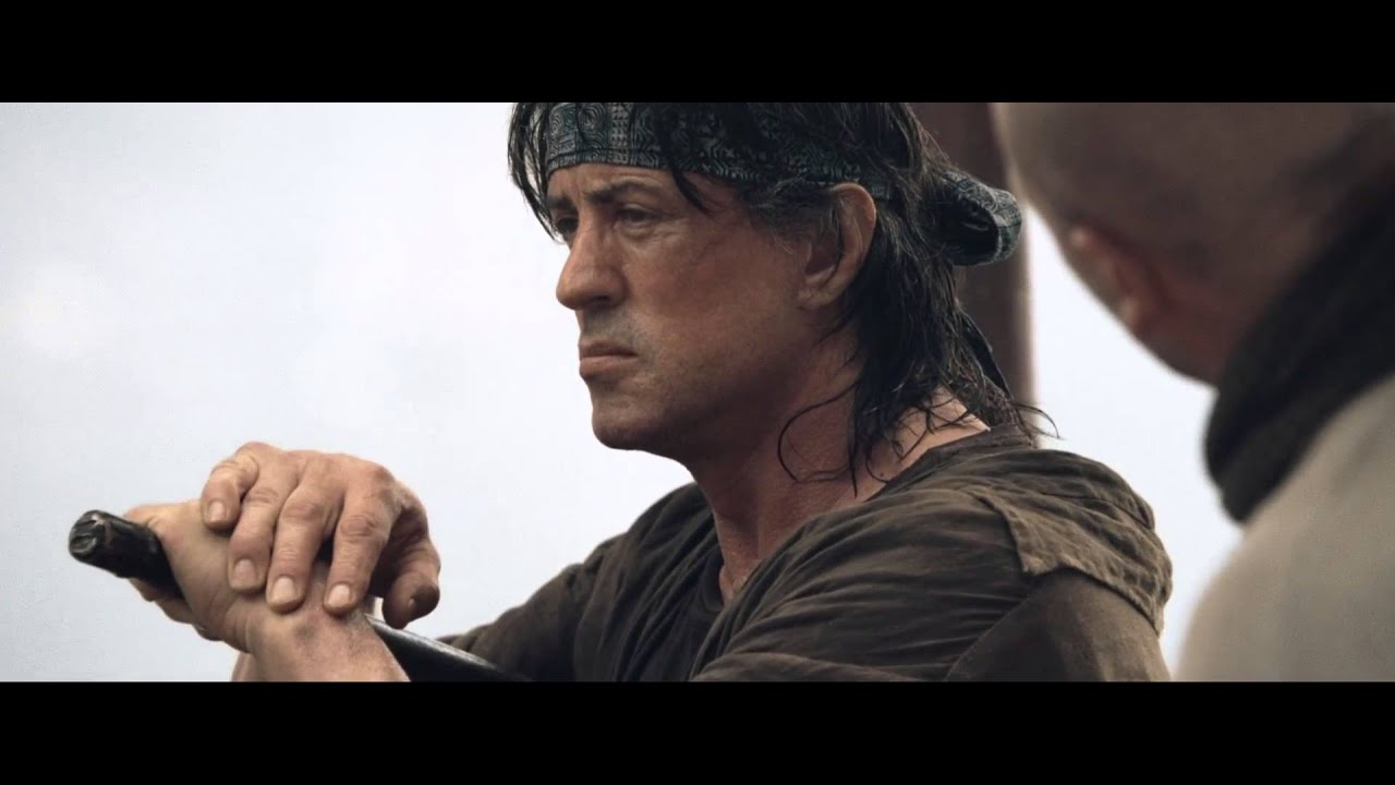 Image result for Rambo 4