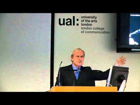 Sir Harry Evans | Annual Hugh Cudlipp Lecture 2013 | London College of Communication